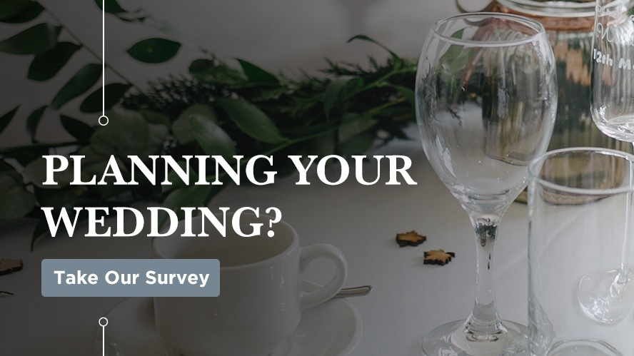 Take Our Wedding Survey