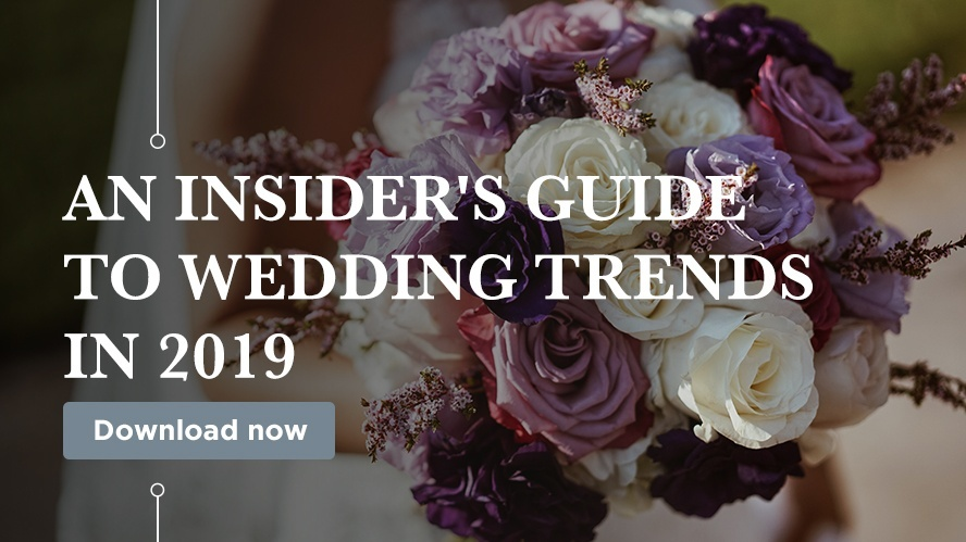 Download An Insider's Guide to Wedding Trends 2019