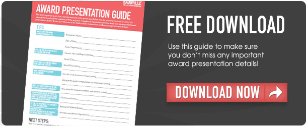 Download Award Presentation Guide