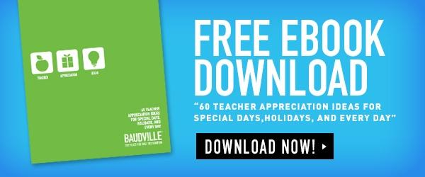 Download Teacher Appreciation Ideas eBook