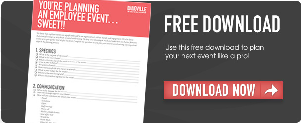 Download Event Planning Checklist
