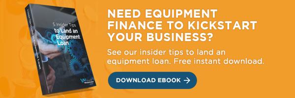5 insider tips to land an equipment loan