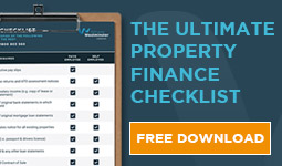Get your free property finance checklist