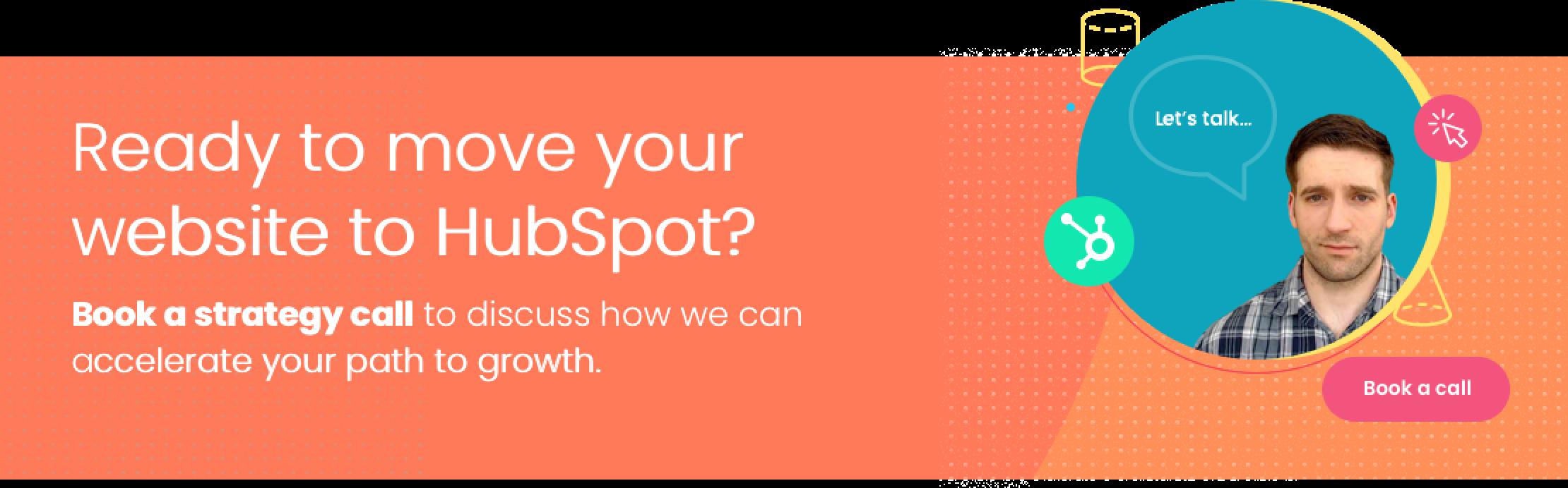hubspot strategy call