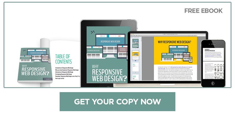 Free Ebook: Why Responsive Web Design
