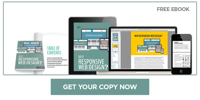 Free Ebook: Why Responsive Web Design