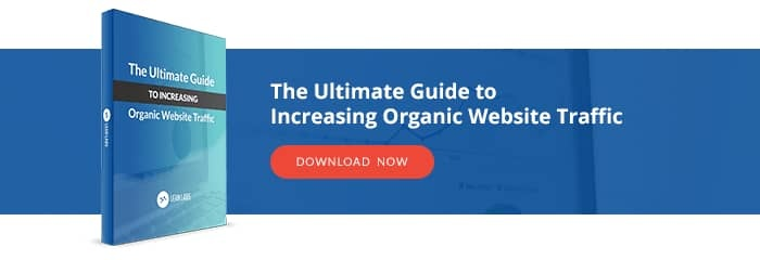 Guide to Increase Organic Website Traffic - Download