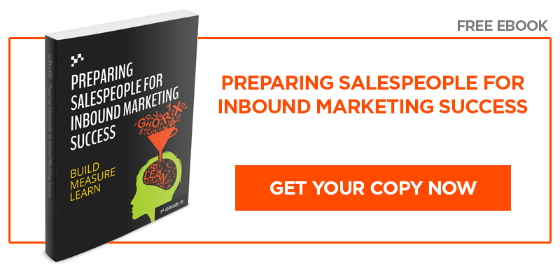 Preparing Sales for Inbound Marketing