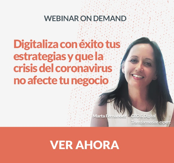 Digitaliza con éxito tus estrategias