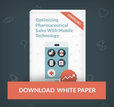 Whitepaper: Optimizing Pharma Sales with Mobile Technology. Click to download
