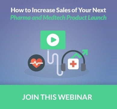 Pharma and Medtech webinar