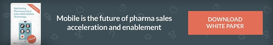 Download: Mobile is the future of pharma sales acceleration and enablement. Get the whitepaper