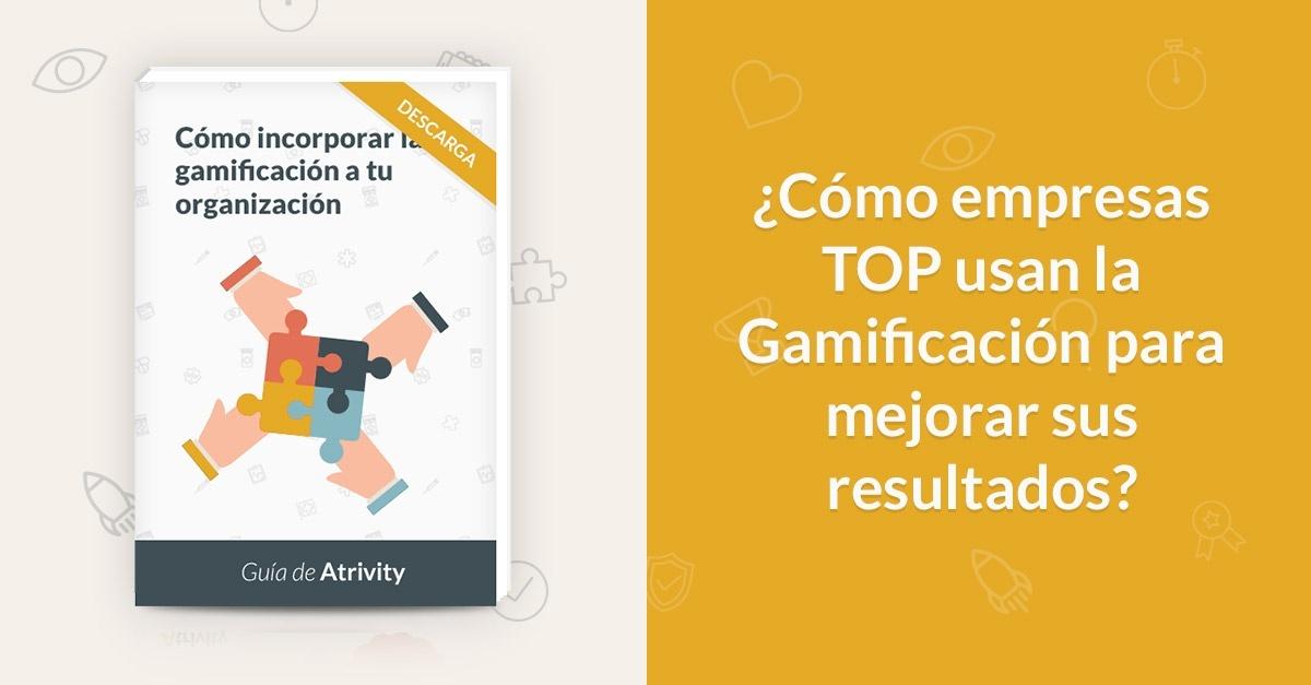 Guía de Gamificación Atrivity