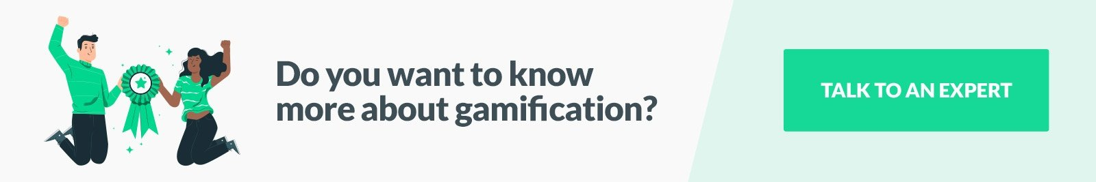 gamification - corporate training - corporate application - learning - Atrivity - trends - 2021