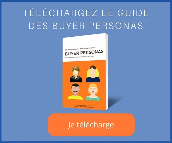 TELECHARGEZ LE GUIDE BUYER PERSONAS | I AND YOO