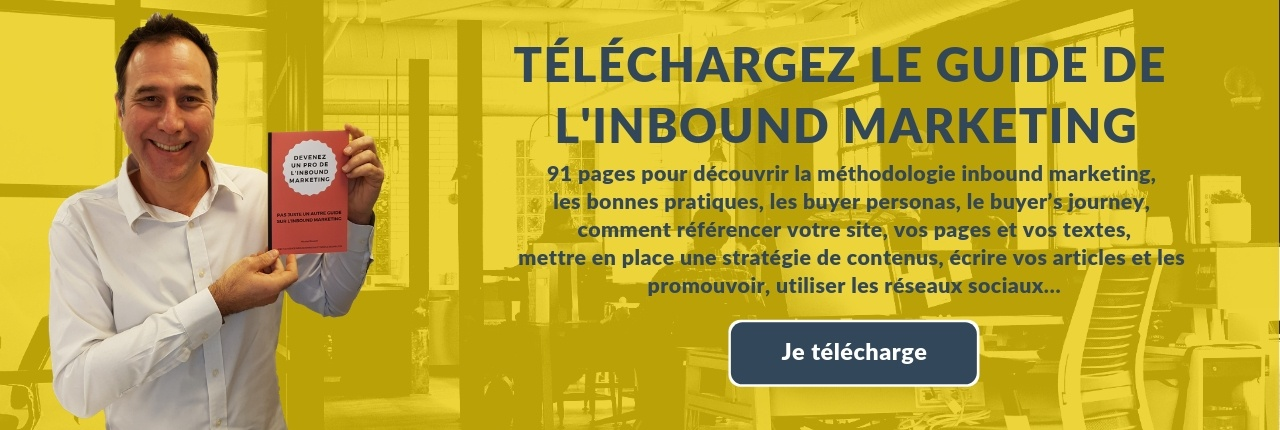 TÉLÉCHARGEZ LE GUIDE INBOUND MARKETING