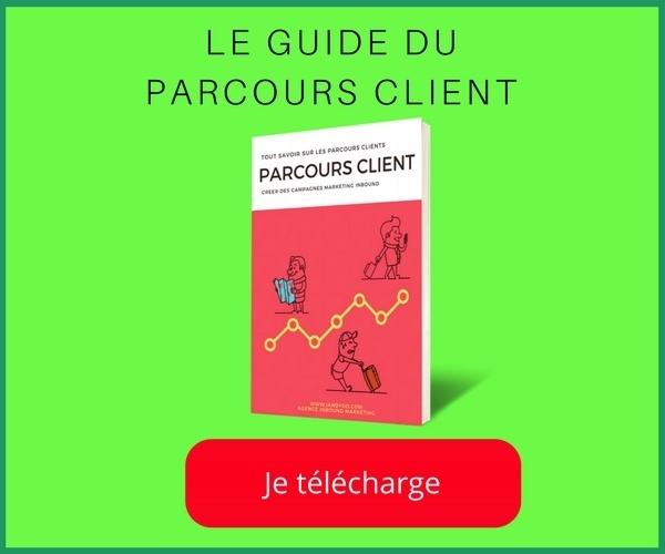 Téléchargez le guide du parcours client