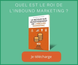 Téléchargez le guide du ROI inbound marketing