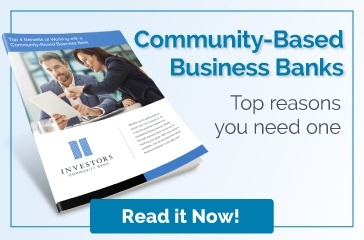 Read the Benefits Community Business Bank Tip Sheet