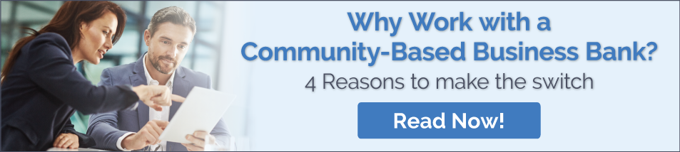 Benefits of Community Business Bank