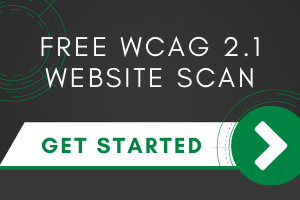 Free WCAG 2.1 Scan - Get Started
