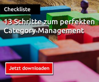 Checkliste Category Management