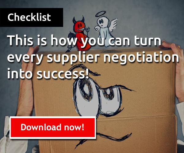 Checklist Category Management