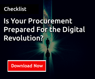digital procurement checklist