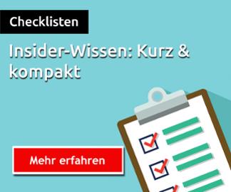 Checklisten POOL4TOOL