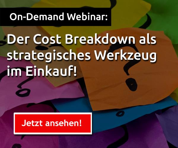 cost breakdown webinar