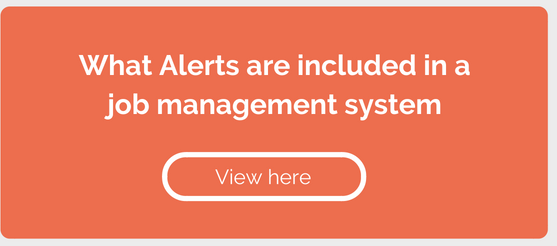 Alerts in MyMobileWorkers