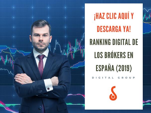 Descarga ya el Ranking digital de los Brokers en España 2019