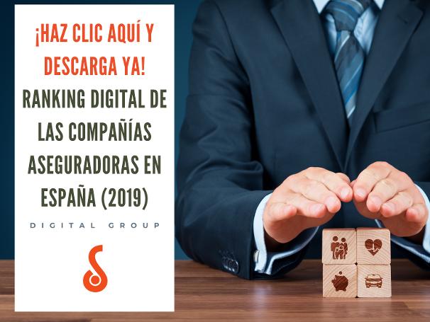 Descarga Ahora el Ranking Digital de Compañías Aseguradoras en España 2019