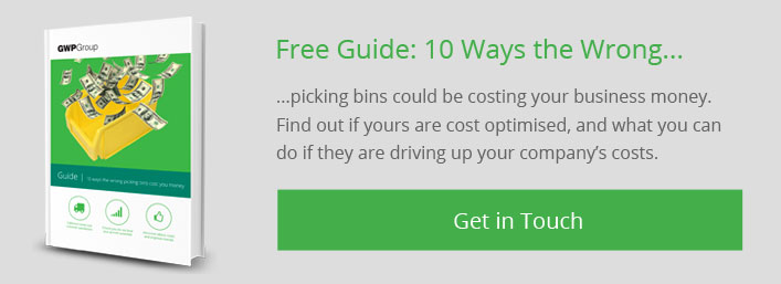 Free Guide: 7 reasons you should be using Correx picking bins