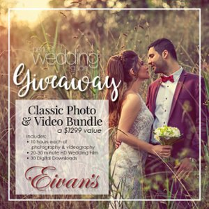 Eivan's Photography and Video Giveaway Perfect Wedding Guide