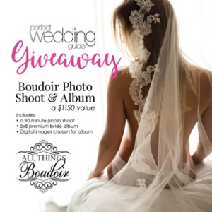 All Things Boudoir Photo Shoot Giveaway Perfect Wedding Guide