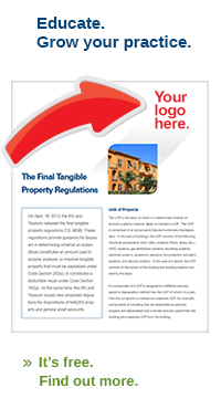 Final Tangible Property Regulations