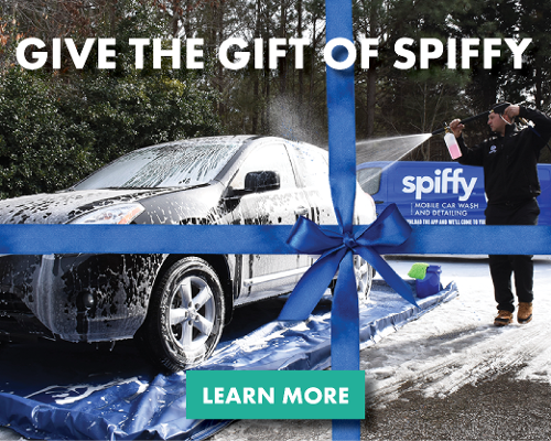 Give the gift of Spiffy this holiday season