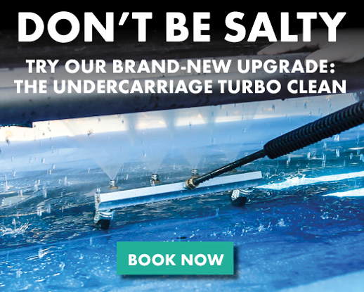 Don't be Salty Undercarriage