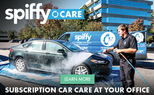 Spiffy Care mobile subscription car care