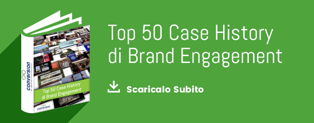 Top 50 Case History di Brand Engagement