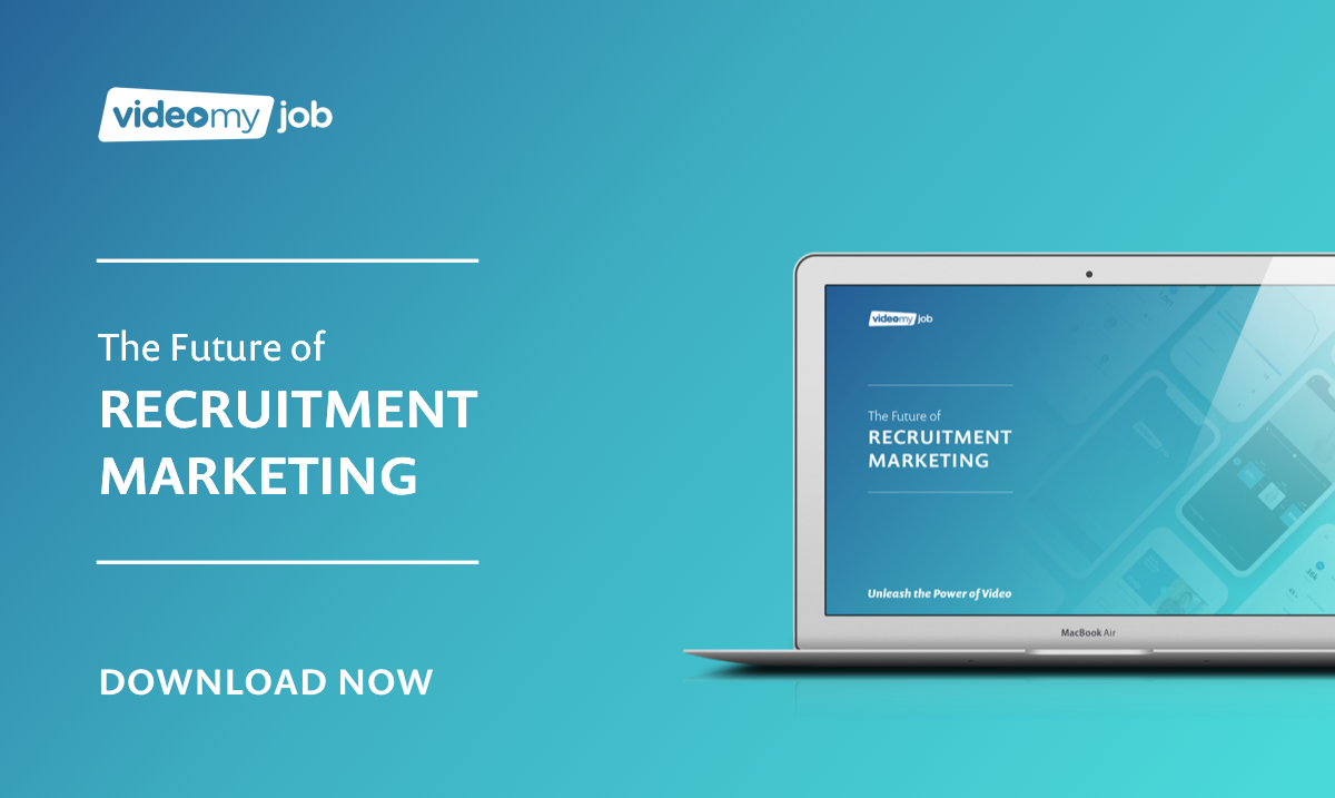 Download our free white paper on the power of video in recruitment marketing