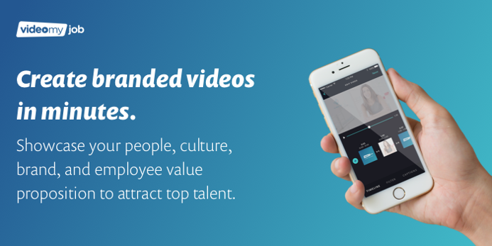 VideoMyJob - Everything your team needs to create and amplify branded video, in one app.
