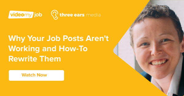 Katrina Kibben will help you improve your job posts