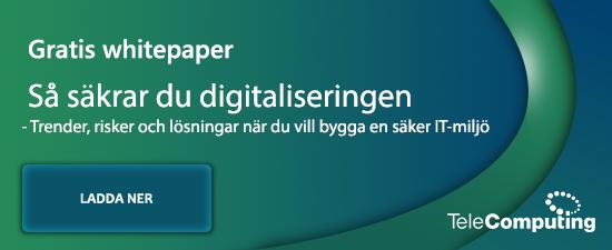 Ladda ner whitepaper Säkra digitaliseringen