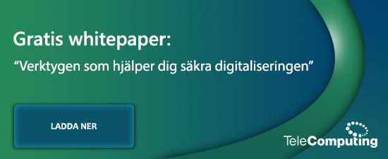 Ladda ner Whitepaper Verktyg Digitalisering