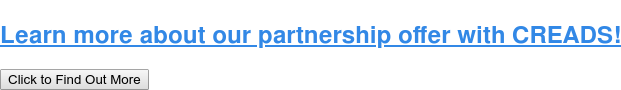 Learn more about our partnership offer with CREADS! Click to Find Out More