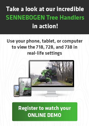 Register to watch your tree handler online demo