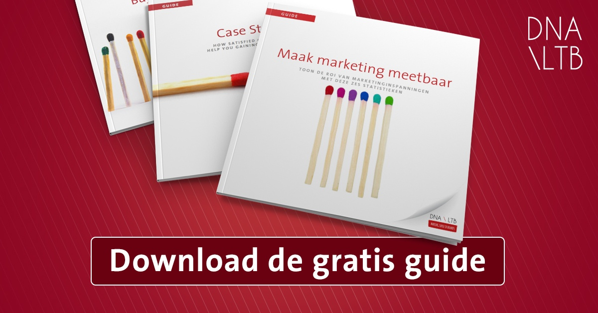 Download guide: Maak marketing meetbaar