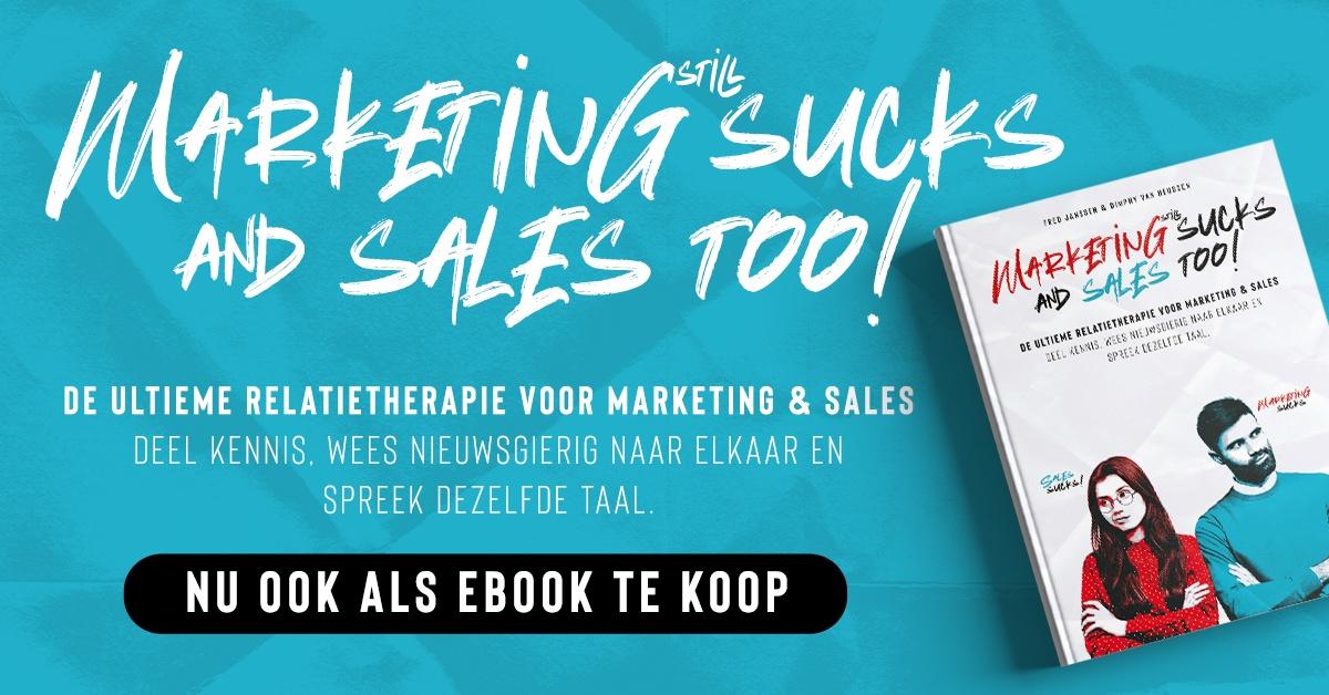 marketing sucks and sales too ebook